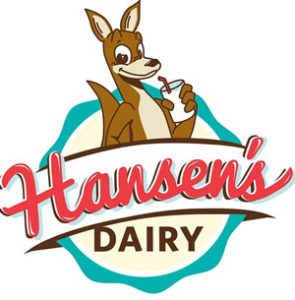 find our products at Hansen's Dairy
